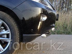 ОБВЕС защитно-декоративный из нержавеющей стали LEXUS RX 350/450h c 2012, фото 2