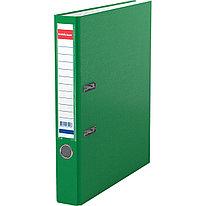 Папка–регистратор с арочным механизмом ErichKrause®  Granite  А4  50 мм  зеленый