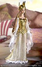 Barbie коллекционные Принцесса Викингов