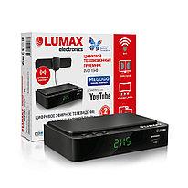 Цифровой телевизионный приемник  LUMAX  DV2115HD  DVB-T2/C  GX3235S