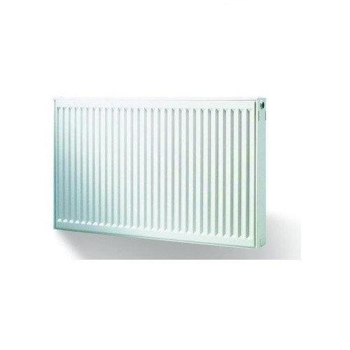 Радиатор панельный профильный Buderus Logatrend K-Profil тип 33 - 400x400 мм, цвет белый RAL9016