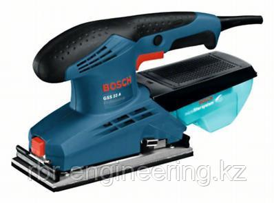Вибрационная шлифмашина BOSCH GSS 23 A Professional 0601070400