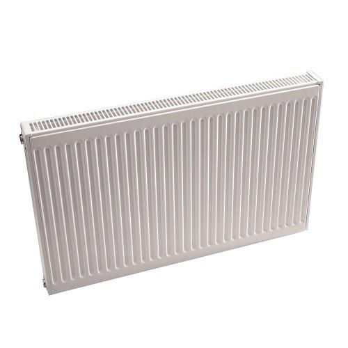 Радиатор панельный профильный ELSEN KOMPAKT тип 21 - 900x600 мм., цвет белый RAL9016 (ERK 21 0906)