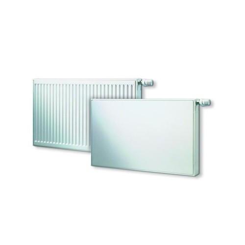 Радиатор панельный профильный Buderus Logatrend VK-Profil тип 33 - 400x400 мм, цвет белый RAL9016