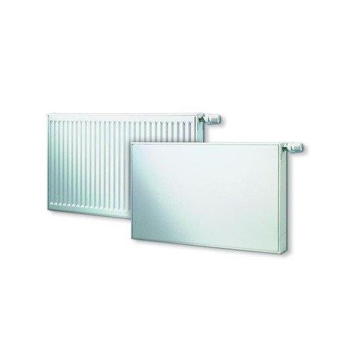 Радиатор панельный профильный Buderus Logatrend VK-Profil тип 33 - 400x800 мм, цвет белый RAL9016