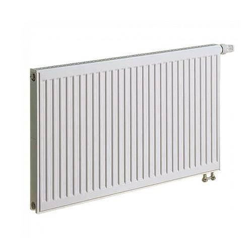 Радиатор панельный профильный ELSEN VENTIL тип 21 - 400x1100 мм., цвет белый RAL9016 (ERV 21 0411)