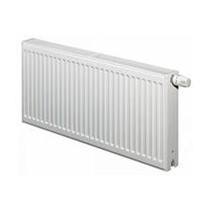 Радиатор панельный профильный PURMO Ventil Compact тип 22 - 900x700 мм (подкл.нижнее,боковое,белый)
