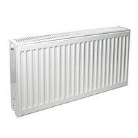 Радиатор панельный профильный PURMO Compact тип 22 - 300x400 мм (подкл. боковое правое, белый)
