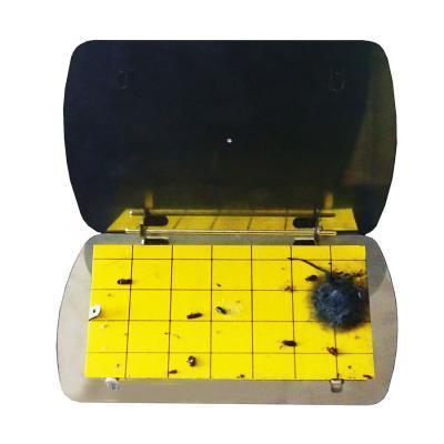 Универсальная клеевая ловушка насекомых и мелких грызунов CoK-Killer S/St (Нержавеющая сталь)