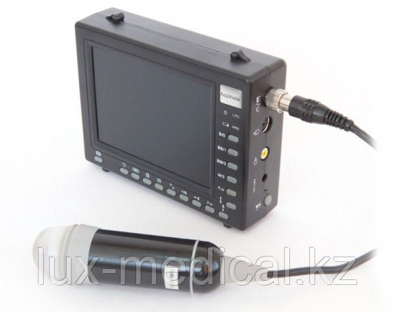 Компактный УЗИ-сканер AcuVista VT880m