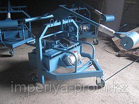 Станок для производства шлакоблоков профессионал 1500, 4 блока