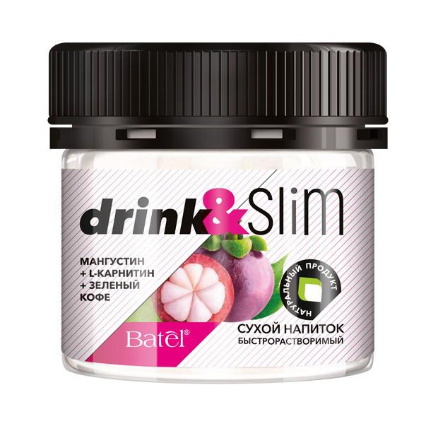 Напиток сухой быстрорастворимый «Мангустин» для похудения. Batel (Оригинал)