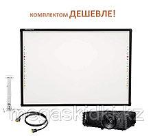 Интерактивный комплект PROboard P82 + Optoma S322e