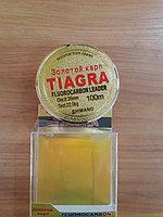 Леска Tiagra 100метр диаметр от 0,20 до 0,60
