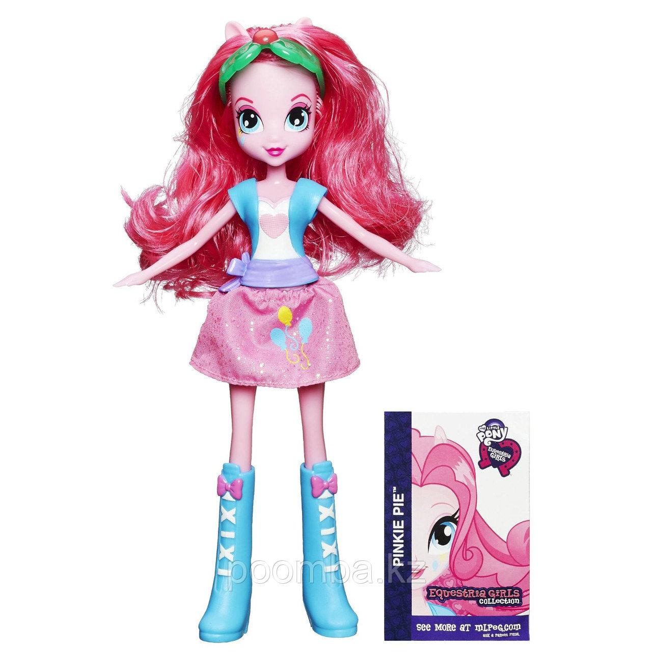 Кукла My Little Pony Equestria Girls - Пинки Пай в маске