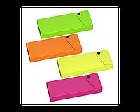 Пенал пластиковый ErichKrause® Neon