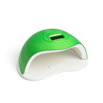 "UV LED-лампа TNL 72 W - ""SUN"" зеленая"