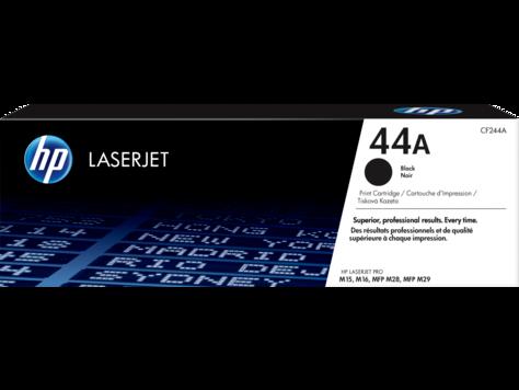 HP CF244A Оригинальный лазерный картридж HP 37A, Черный для LaserJet M15/M28 ресурс до 1000 страниц