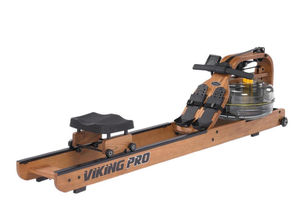 Гребной тренажер Viking PRO с пробегом