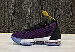 Баскетбольные кроссовки Nike Lebron 16, фото 4