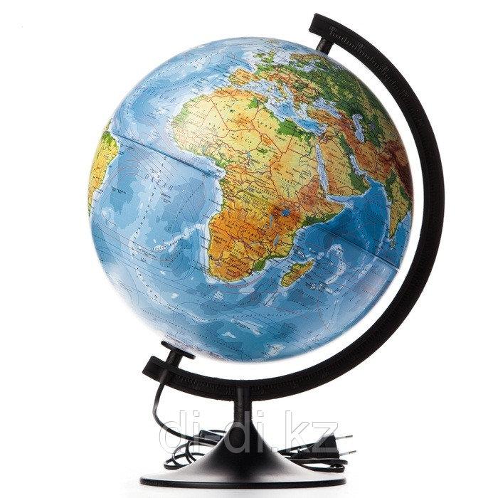 GLOBEN Глобус физико-политический с подсветкой 320мм Классик К013200101