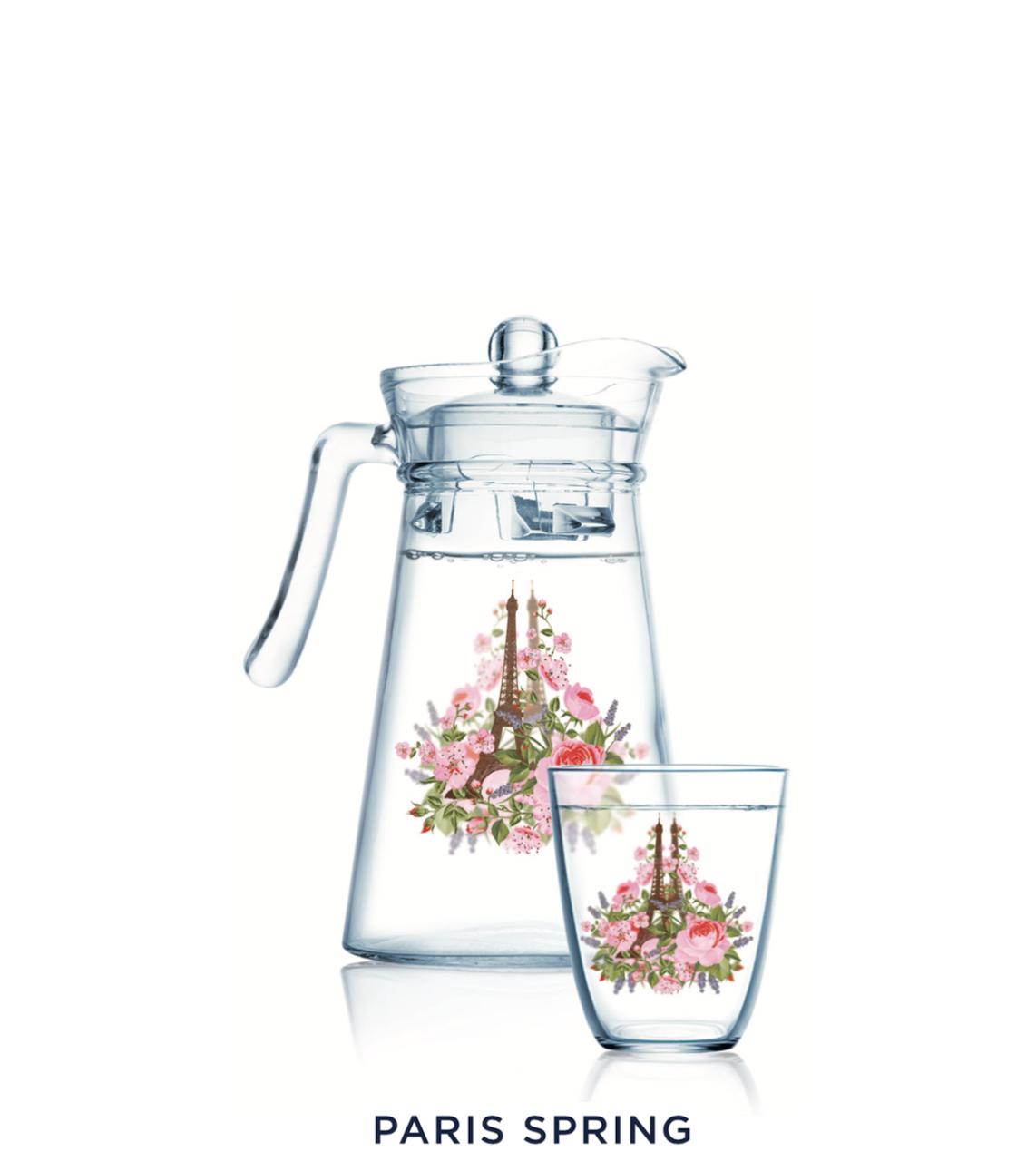Набор для напитков Luminarc Neo Paris Spring (7 пр)