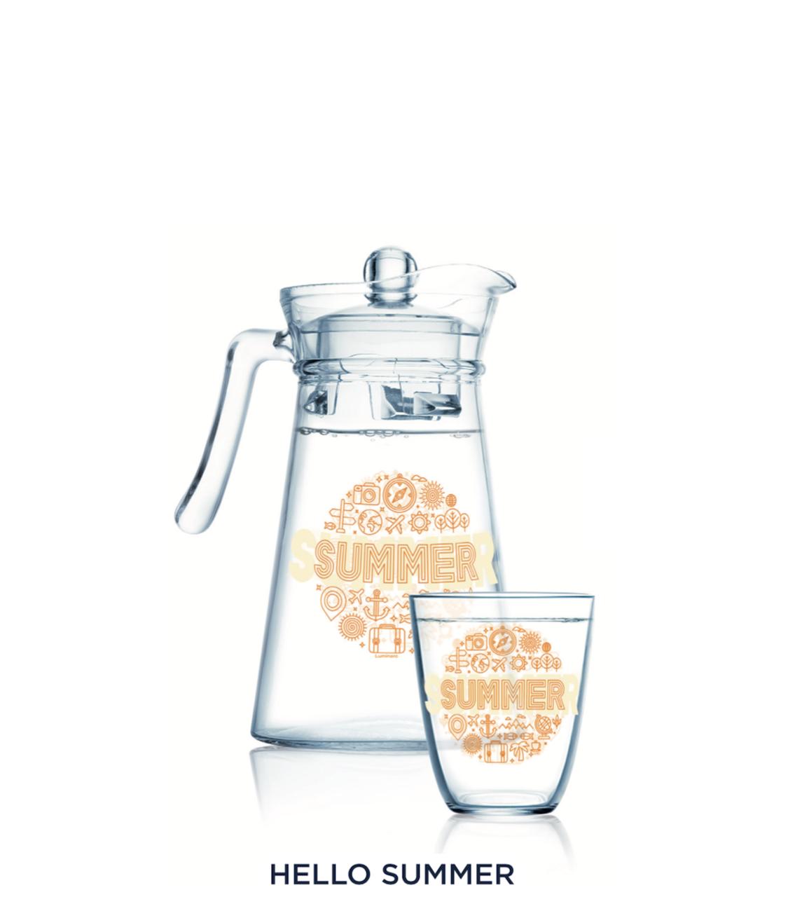 Набор для напитков Luminarc Neo Hello Summer (7 пр)