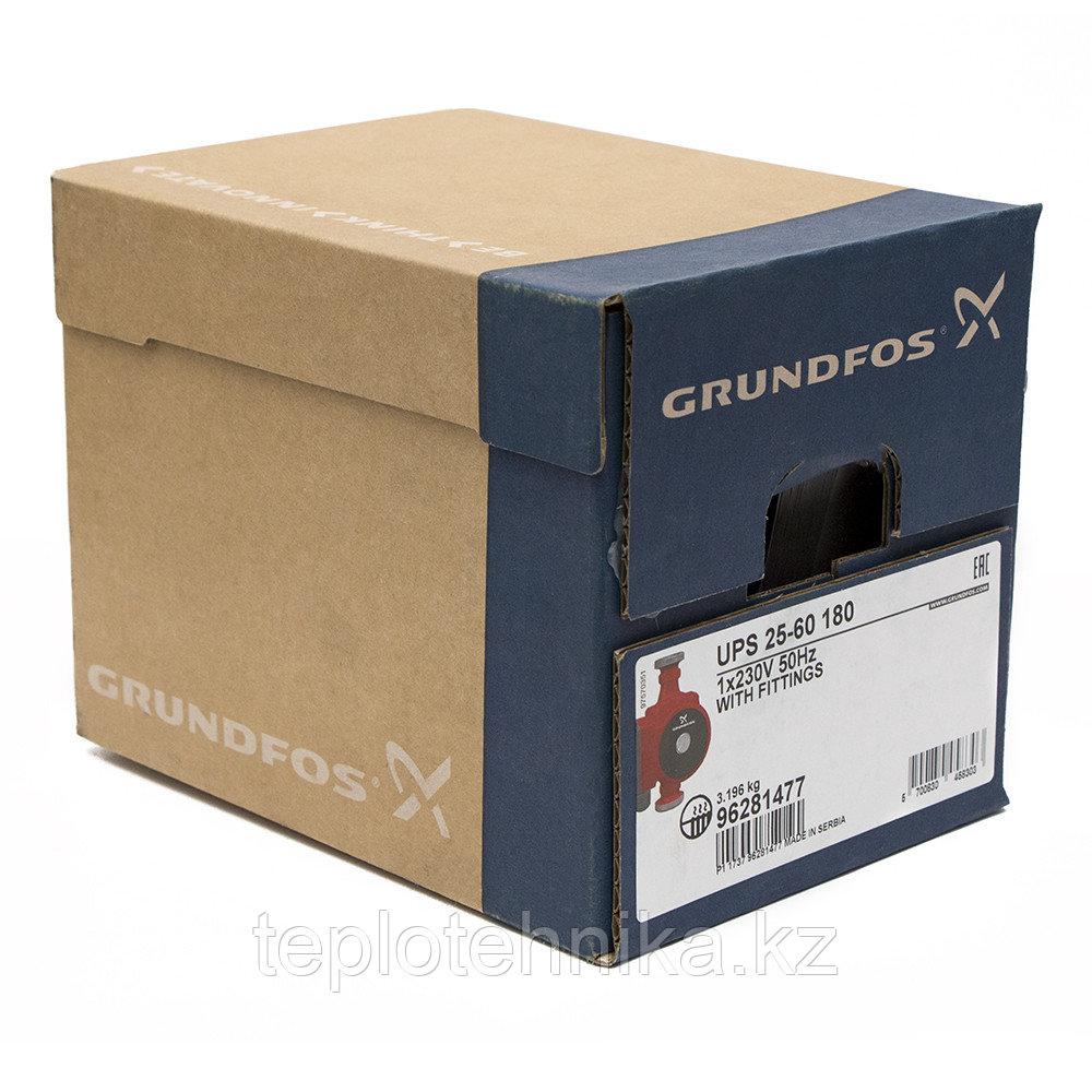 Циркуляционный насос GRUNDFOS UPS 25-70 180