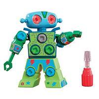 Развивающий игровой набор «Закручивай и учись. Робот», фото 1