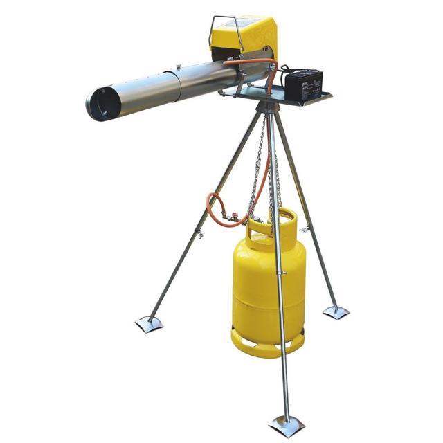 Звуковой отпугиватель птиц Zon EL08 с телескопическим дулом