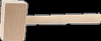 Киянка деревянная, прямоугольная, ЗУБР