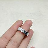 Кольцо с говлитом, 30х18мм, фото 4