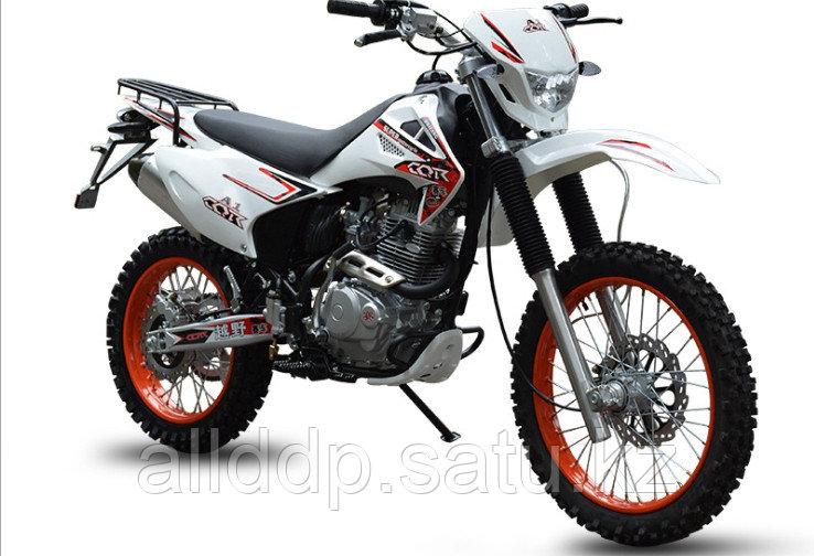 Внедорожный мотоцикл CQR150