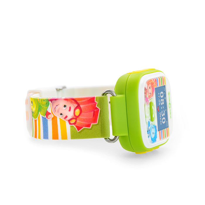 AGU Часы-Телефон с GPS трекером Фиксики - фото 4
