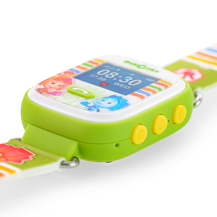 AGU Часы-Телефон с GPS трекером Фиксики - фото 5