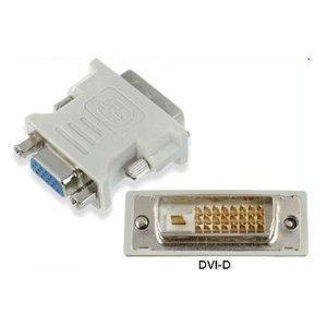 Переходник DVI-D/VGA 24+1