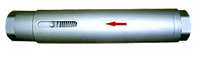 Резьбовой сильфонный компенсатор Ду15