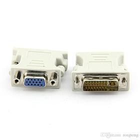 Переходник DVI/VGA 24+5