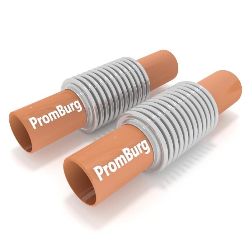 Компенсатор теплового расширения Ду300