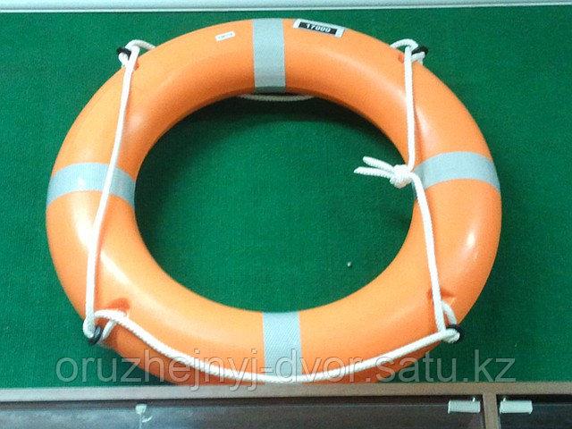 Круг спасательный КС-02 морской