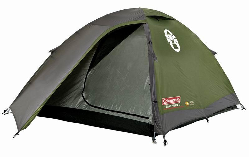 Палатка СOLEMAN Мод. DARWIN 2