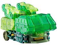 Screechers Wild: Машинка-трансформер Гейткрипер, зеленый