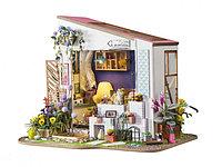 Большой интерьерный конструтор DIY House Летний домик Lily's Porch