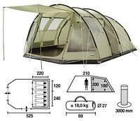 Палатка HIGH PEAK  DURBAN 6 R89026