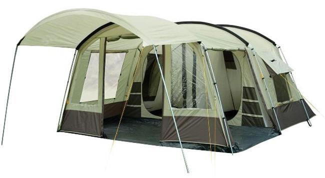 Палатка HIGH PEAK Мод. PAROS 6