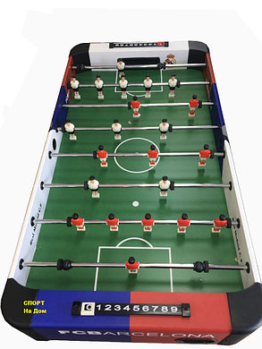 Игровой футбольный стол для кикера ( Габариты: 120 х 62 х 80 см), фото 2