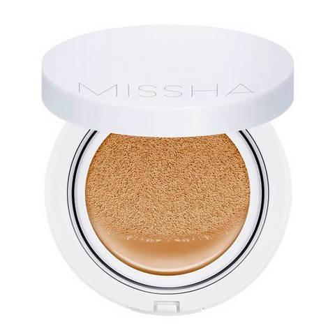 Увлажняющий кушон Missha Magic Cushion Moist Up SPF 50+/PA+++ 15ml. №21