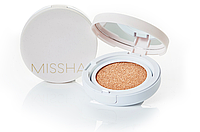 Кушон MISSHA Magic Cushion Cover Lasting / Moist Up SPF50+ PA+++15mg №21