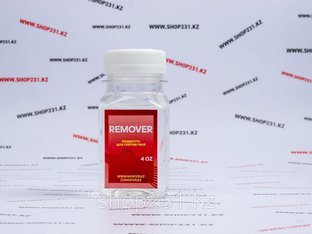 REMOVER, жидкость для снятия гелевых покрытий.