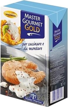 Сливки Gourmet Gold  тм Master Martini 33 %